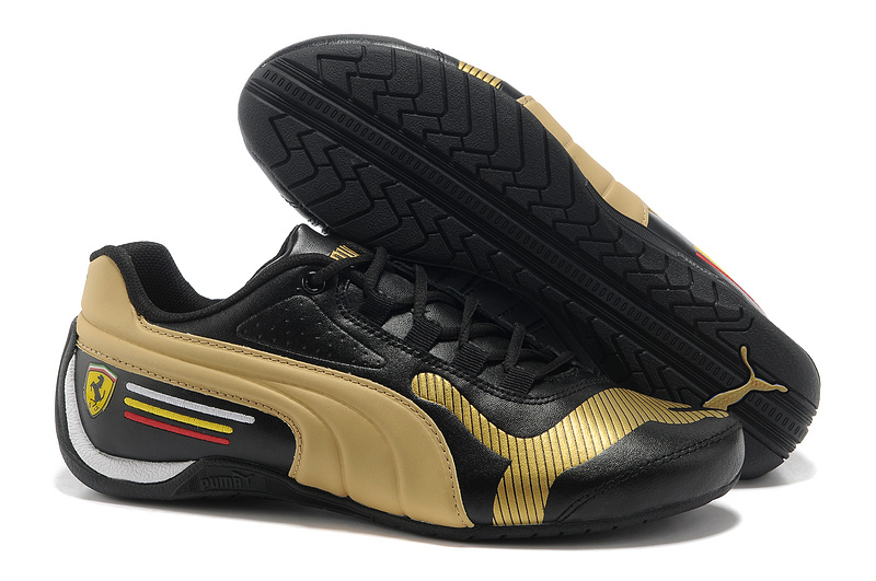 Serie Repli Voiture Homme Puma Chaussures Sport 2014 Populaire PU40v