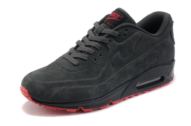 newest 08d20 6212b nike air max cdiscount 90 vt 2012 chaussures femmes gray red,air max foot  locker