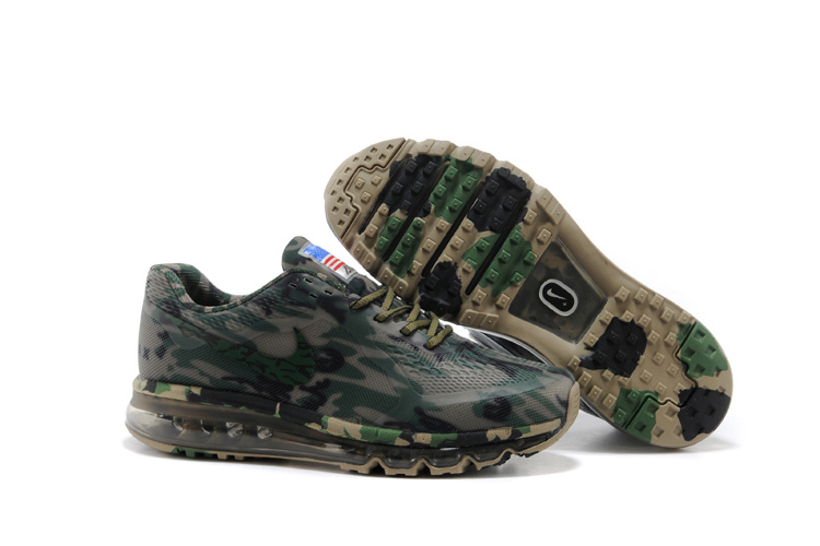 2015 nike air max huarache homme camouflage jungle