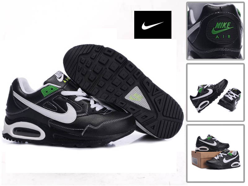finest selection ab309 08f13 nike air max cdiscount skyline -blanc-noir-gree