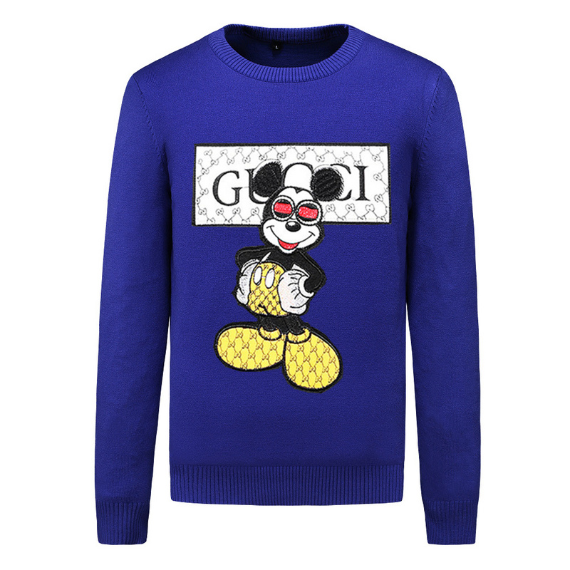 vente en magasin San Francisco 2019 professionnel sweat-shirt gucci homme pas cher discount knitted sweater ...