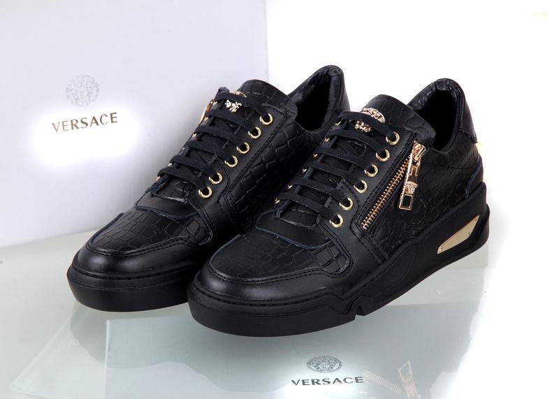 Sneakers Hommes Cuir Nouveaux Wave Stone arrivee Versace Jeans PCqzT ... f618e2046d6