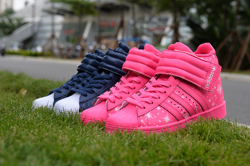 new concept 92d15 710c9 adidas chaussures intersport amberlight heel star pink