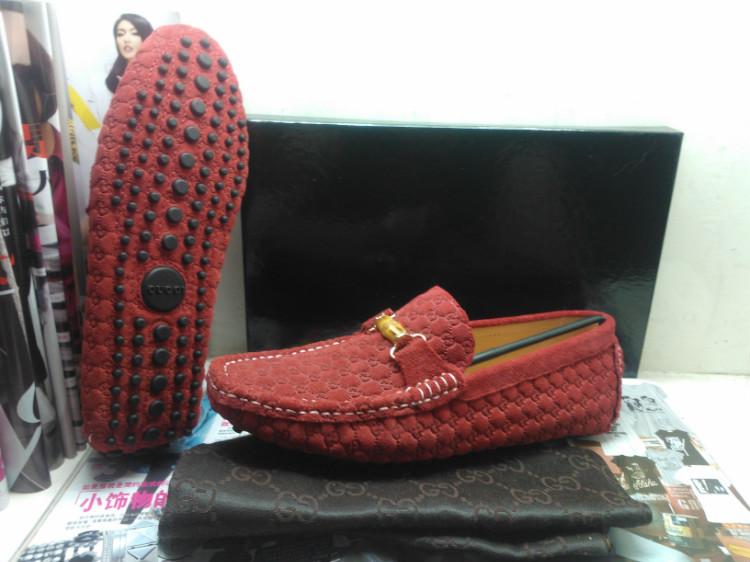 cb0b5de388af gucci hommes chaussures nouveau curieux taureau rouge marque italienne
