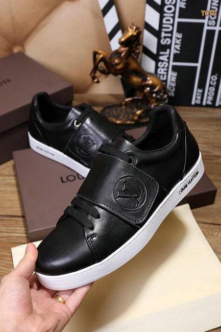 fe048937ce38 louis vuitton chaussures femmes hommes velcro black nouveaux,arrivee ...