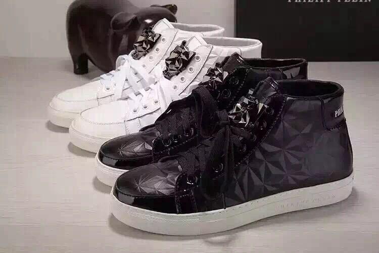 ac071daec26 mode chaussures hommes philipp plein haut rock high chaussures ...