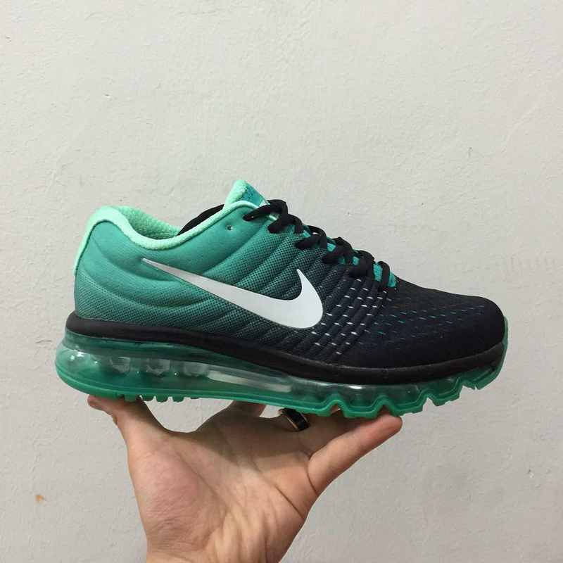 buy online 4e83b 39d49 nike air max 2017 femmes running chaussures airfr lune verte 2017