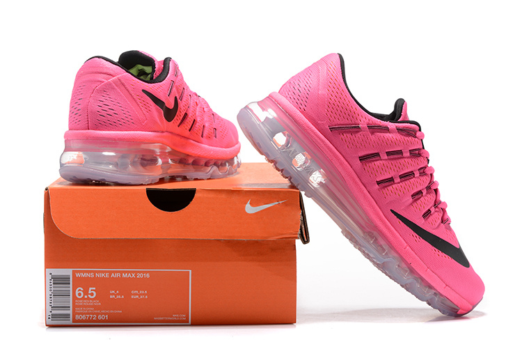 the latest 98971 4e522 nike air max 2016 rose fluo