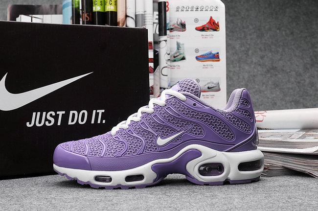 nike tn violet
