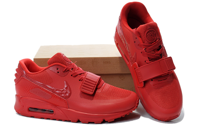 Chaussures Acheter Sport Rouge Yeezy 2 Max Air Nike 90 Complet Y6Ibfgyv7