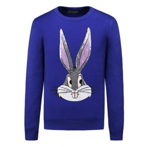 55598b1e8d5 sweat-shirt gucci homme pas cher discount bugs bunny sweater blue