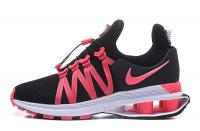 save off 583ae a087c 54.00EUR, chaussures nike shox gravity 908 mesh surface slow gas column  black pink