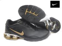 wholesale dealer 845d3 56e5a 40.00EUR, shox r5 nike chaussures placcatura noir gold shox-07 nike shox  promos clearance